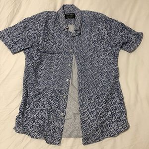 Topman Button Up